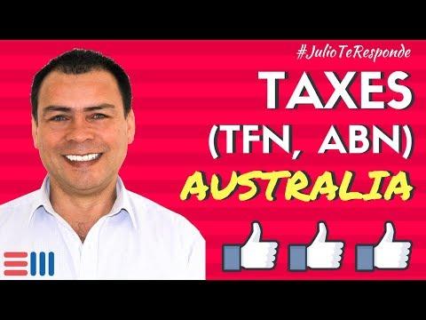 Impuestos en Australia: Todo lo que necesitas saber (Preguntas y Respuestas)