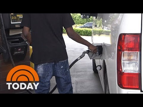 Hurricane Harvey Expected To Leave Behind Billions In Damage, Higher Gas Prices | TODAY