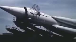1957 Испытания ракеты Р-7