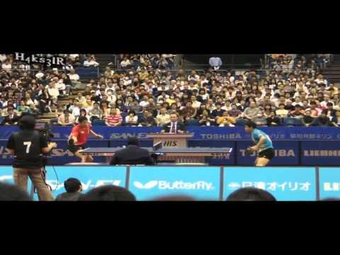Лучший моменты настольного тенниса 2012
