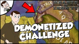 Trying Not To Get Demonetized Modern Day Mod Challenge Hearts of Iron 4 hoi4