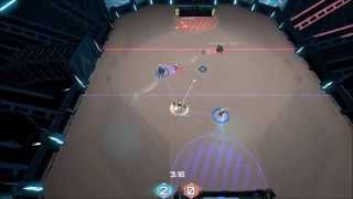 Arena Cyber evolution early Access Gameplay