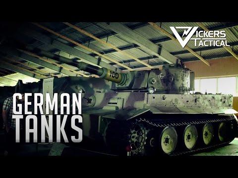Kubinka Tank Museum - German Pavilion
