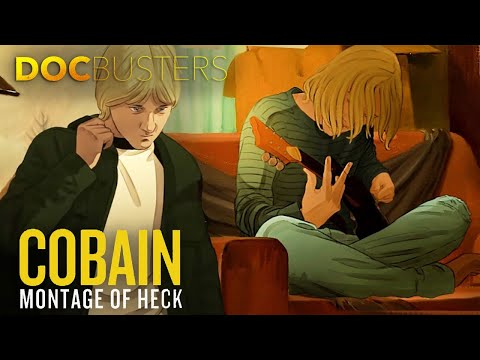 All Animated Scenes | Cobain: Montage Of Heck