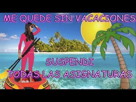 ME QUEDE SIN VACACIONES/SUSPENDI TODAS LAS ASIGNATURAS/LA DIVERSION DE MARTINA/ la bala,Gibby,Lulu99