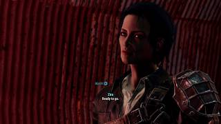 "FALLOUT 4 STORY: Code Name ""Charmer"" - Joining the Railroad Faction ► Charismatic Female #23"