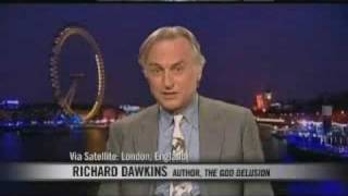 Richard Dawkins on Bill Maher Show - No death bed conversion