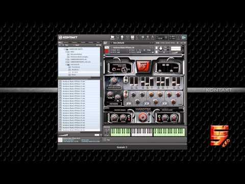 5KRO - HARDCORE BEATS - Hardtek Xtras Folder Demo