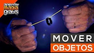 Como mover objetos con la mente | Truco con elasticos | Aprender Magia Gratis