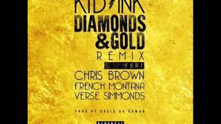 Kid Ink - Diamonds & Gold (remix) Instrumental