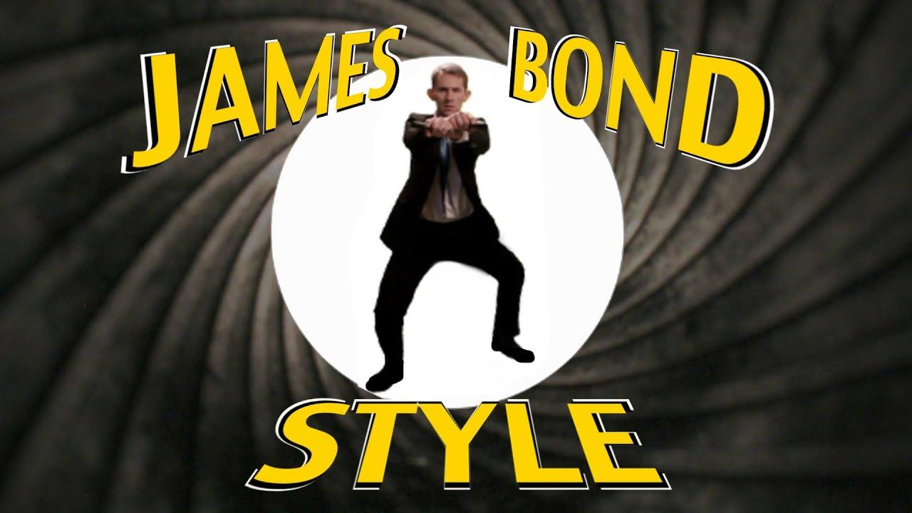 parodie agent 007
