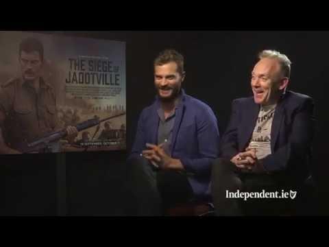 Jamie Dornan, Richie Smyth - Independent.ie Interview