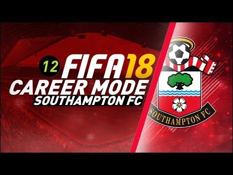 FIFA 18 Southampton Career Mode Ep12 - MASSIVE TACTICAL GAMBLE!!