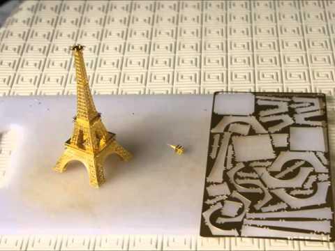Eiffel Tower PieceCool