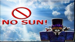 How to delete sun on any game on Roblox - 2018