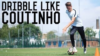 5 Easy Philippe Coutinho Skill Moves | How To Dribble Like Philippe Coutinho