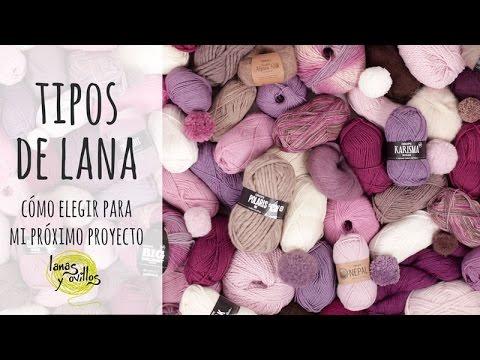 Tips tipos de lana c mo elegir lana para tus proyectos for Tipos de estanques para acuicultura