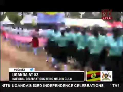 Uganda at 53 - Independence Day celebrations