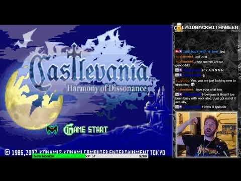 Harmony of Dissonance BEGINNING! | Gaming Status: Next Level | Here we GO! DRINK UP!