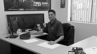 Meet Kamron McNulty, Service Manager