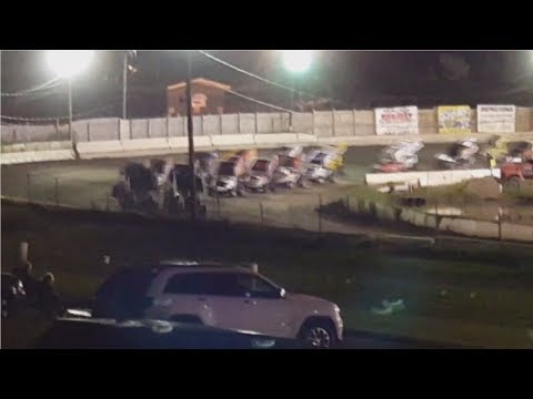 Tony Stewart and Stewart Friesen at Orange County Fair Speedway - Vlog #50