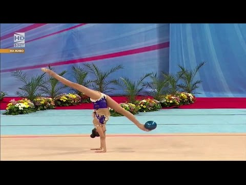 2017 World Cup Sofia - Rhythmic Gymnastics Individual Hoop + Ball Final