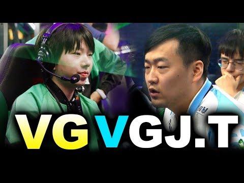 VG vs VGJ.THUNDER - ELIMINATION MATCH! #TI8 - THE INTERNATIONAL 2018 DOTA 2