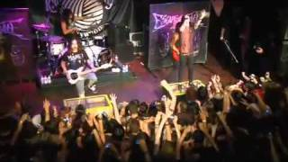 Escape The Fate - You Are So Beautiful Live (HQ)