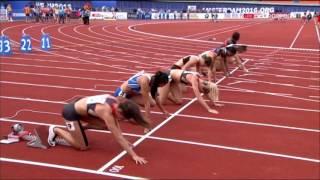 Cindy ROLEDER 12.62 EL 100m Hurdles Final - European Athletics Championships 2016
