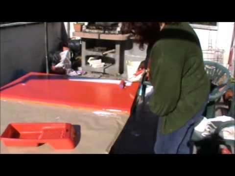 Restaurar los muebles de una cocina youtube - Restaurar muebles ...