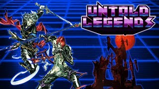 Castlevania: The History of Hector & Isaac - Untold Legends