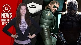 Phantom Pain Update Alters Story & Black Ops III Makes $500 Million! - GS Daily News