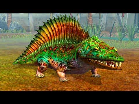 Jurassic World Game Mobile #49: Thằn lằn cổ đại vip pack legendary Mastodonsaurus