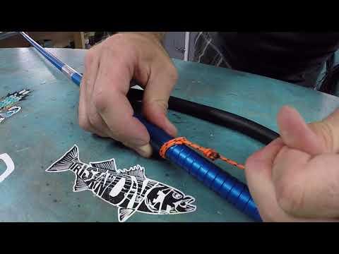 Neritic Roller Kit Install On Polespear