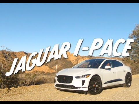 Enter an excited state: The 2019 Jaguar I-Pace