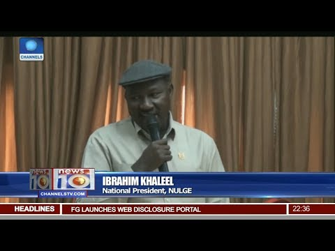 NULGE Meets With Anambra Gov Over LG Autonomy Pt 3 | News@10 |