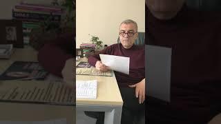 """""""BİR TATLI HUZUR"""" Prof. Dr. Haluk Savaş ile Psikiyatri"""