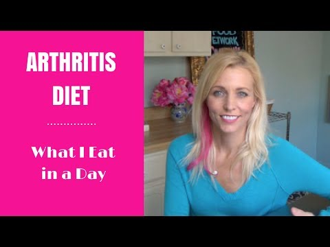 ARTHRITIS DIET: What I Eat in a Day