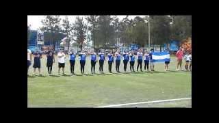 Liberty Hawks de El Salvador en Guatemala