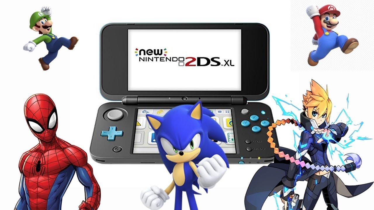 Mejores Paginas Para Descargar Juegos De Nintendo 3ds Parte 2 Youtube