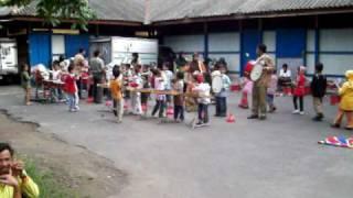 Corps Drumband TPP Al-Firdaus Surakarta - Latihan Outdoor