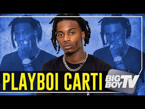 Playboi Carti on 'Die Lit',  XXL Freshman List, Meeting A$AP Rocky & More!