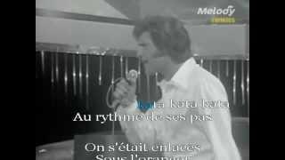 Joe Dassin - Taka Takata - 1972   Karaoké Joli_Papa
