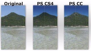 Photoshop CC 2014 Raw-Dialog - der neue Verlaufsfilter mit Filterpinsel