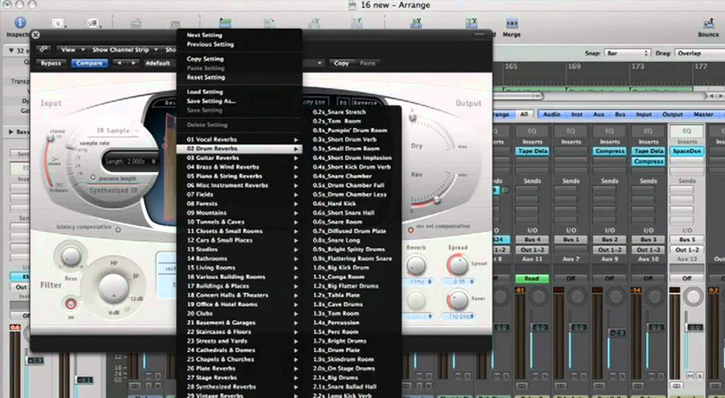 how to add drums to logic pro library