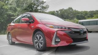 Toyota Prius Prime Plug-In Hybrid 2017 Car Review