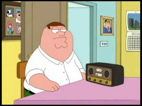 Family Guy British Radio