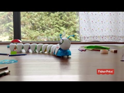 Meet Code-a-pillar & Chameleon | Think & Learn | Fisher-Price