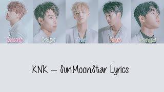 Download KNK – Sun.Moon.Star [Hang, Rom & Eng Lyrics] MP3 song and Music Video