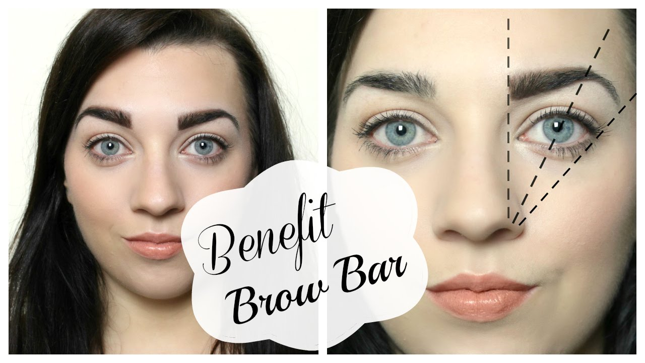 Benefit Brow Bar | Everything YOU Need To Know